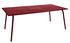 Monceau Rectangular table - / 194 x 94 cm - 8 people by Fermob