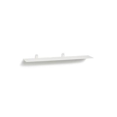 Möbel - Regale und Bücherregale - n°1 Regal / L 74 cm - Stahl - valerie objects - Weiß - Stahl