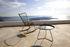 Rocking chair Paon - / Metallo & bambù di Houe