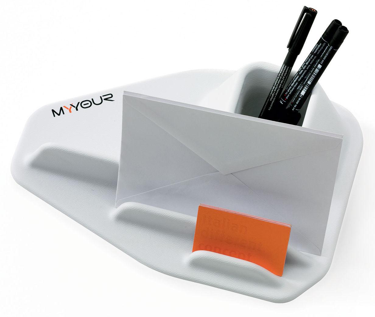 island schreibtisch organizer wei by myyour made in design. Black Bedroom Furniture Sets. Home Design Ideas