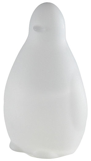 Decoration - Children's Home Accessories - Koko Table lamp by Slide - White - polyéthène recyclable