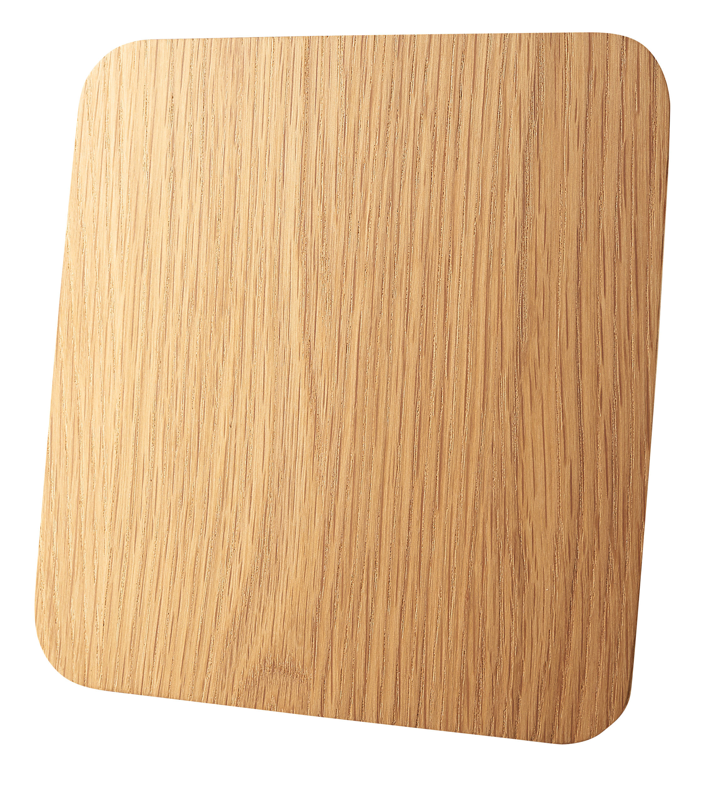Tavola - Vassoi  - Tagliere Nordic kitchen - / Mini vassoio tapas - 16 x 16 cm di Eva Solo - Rovere - Rovere oliato