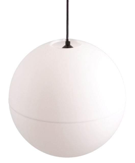 Luminaire - Suspensions - Abat-jour Hang and Easy - droog - Blanc - Polypropylène