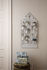 Star Advent calendar - / Fabric - 24 days / L 50 x H 100 cm by Ferm Living