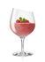 Bicchiere da degustazione Gin - / Per cocktail a base di gin di Eva Solo