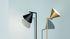 Lampadaire Captain Flint Outdoor LED / H 154 cm - Orientable - Base pierre - Flos