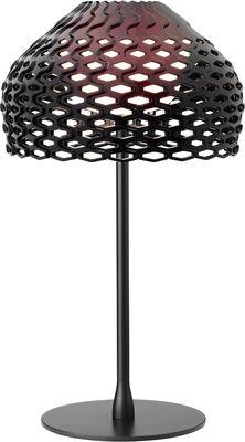 Lampe de table Tatou H 50 cm - Flos noir en matière plastique
