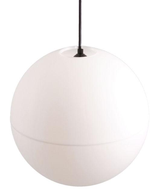 Leuchten - Pendelleuchten - Hang and Easy Lampenschirm - droog - Weiß - Polypropylen