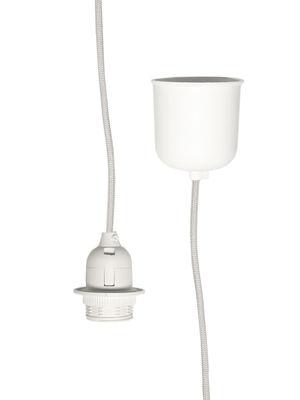 Luminaire - Suspensions - Set électrique / Pour abat-jour Braided - Ferm Living - Set électrique - Tissu