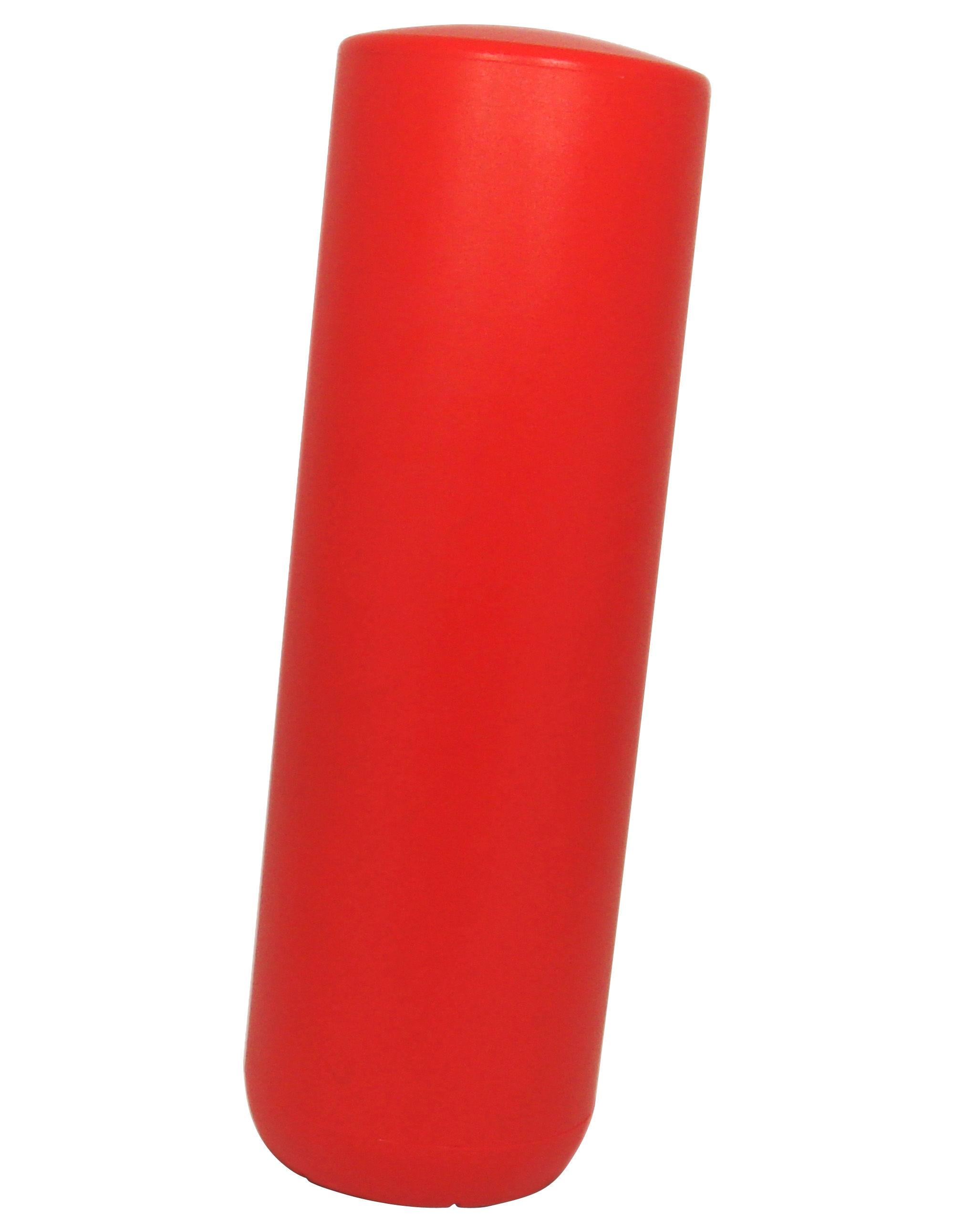Arredamento - Sgabelli da bar  - Sgabello bar Sway - H 66,5 cm di Thelermont Hupton - Rosso - Polietilene