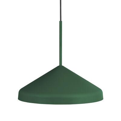 Suspension Rofe / Ø 38,8 cm - Métal - EASY LIGHT by Carpyen vert foncé en métal