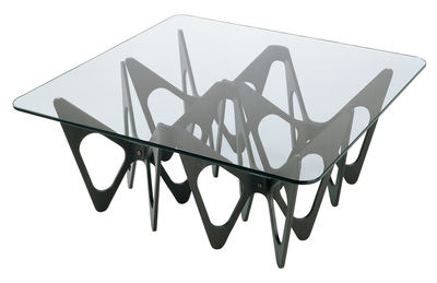Noire H Basse In Design Butterfly Zanotta 35Made Structure Table fIbvy67Yg