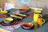 Assiette à mignardises Tourron / Ø 14 cm - Grès fait main - Jars Céramistes