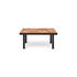 Flod Tiles Coffee table - / 81 x 60 cm - Hand-made clay tiles by Ferm Living