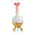 Welcome Amore Decoration - / Hand-painted porcelain by Alessi