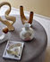 Kerzenleuchter / Marmor & Holz - Bloomingville