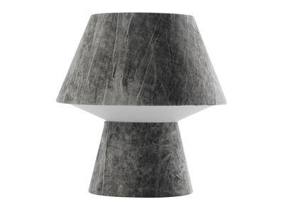 Lampe de table Soft Power Grande / H 42 cm - Diesel with Foscarini noir en tissu