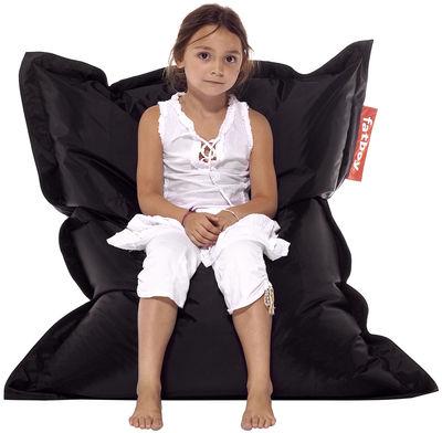 Mobilier - Mobilier Kids - Pouf Junior / Pour enfant - Fatboy - Noir - Tissu nylon