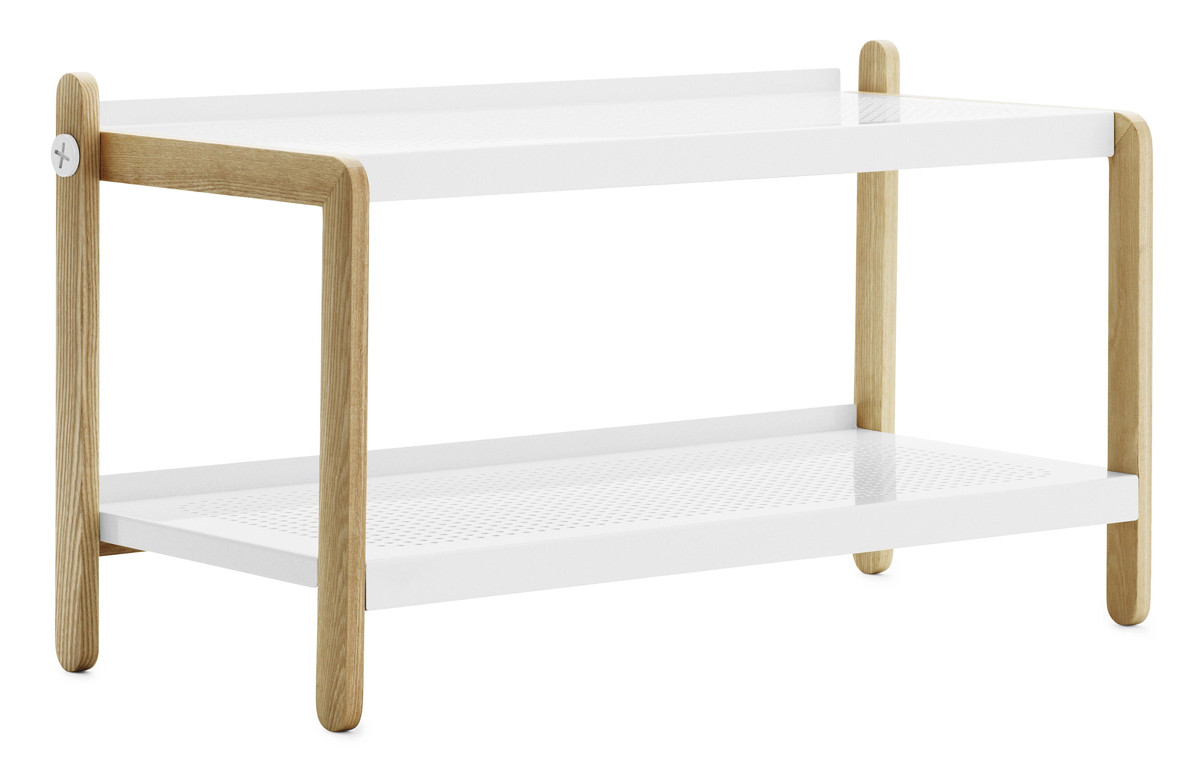 c80c385cde69 ... Furniture - Shelves   Storage Furniture - Sko Shoe rack by Normann  Copenhagen - White -