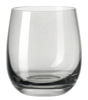 Arts de la table - Verres  - Verre à whisky Sora / H 10 cm - Leonardo - Gris basalte - Verre