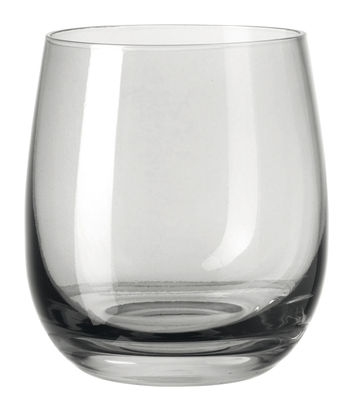 Verre à whisky Sora / H 10 cm - Leonardo gris basalte en verre