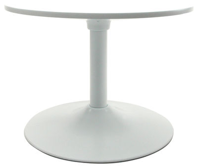 Furniture - Coffee Tables - Ball Coffee table by XL Boom - White matt - ABS