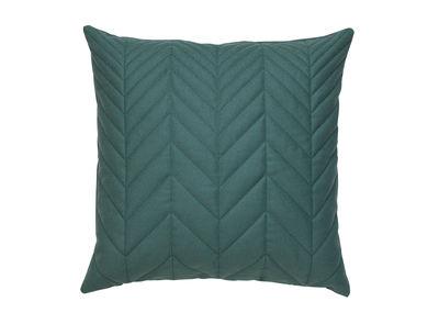 Déco - Coussins - Coussin Case / 50 x 50 cm - Northern  - Vert -  Plumes, Laine