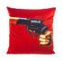 Toiletpaper Cushion - / Revolver - 50 x 50 cm by Seletti