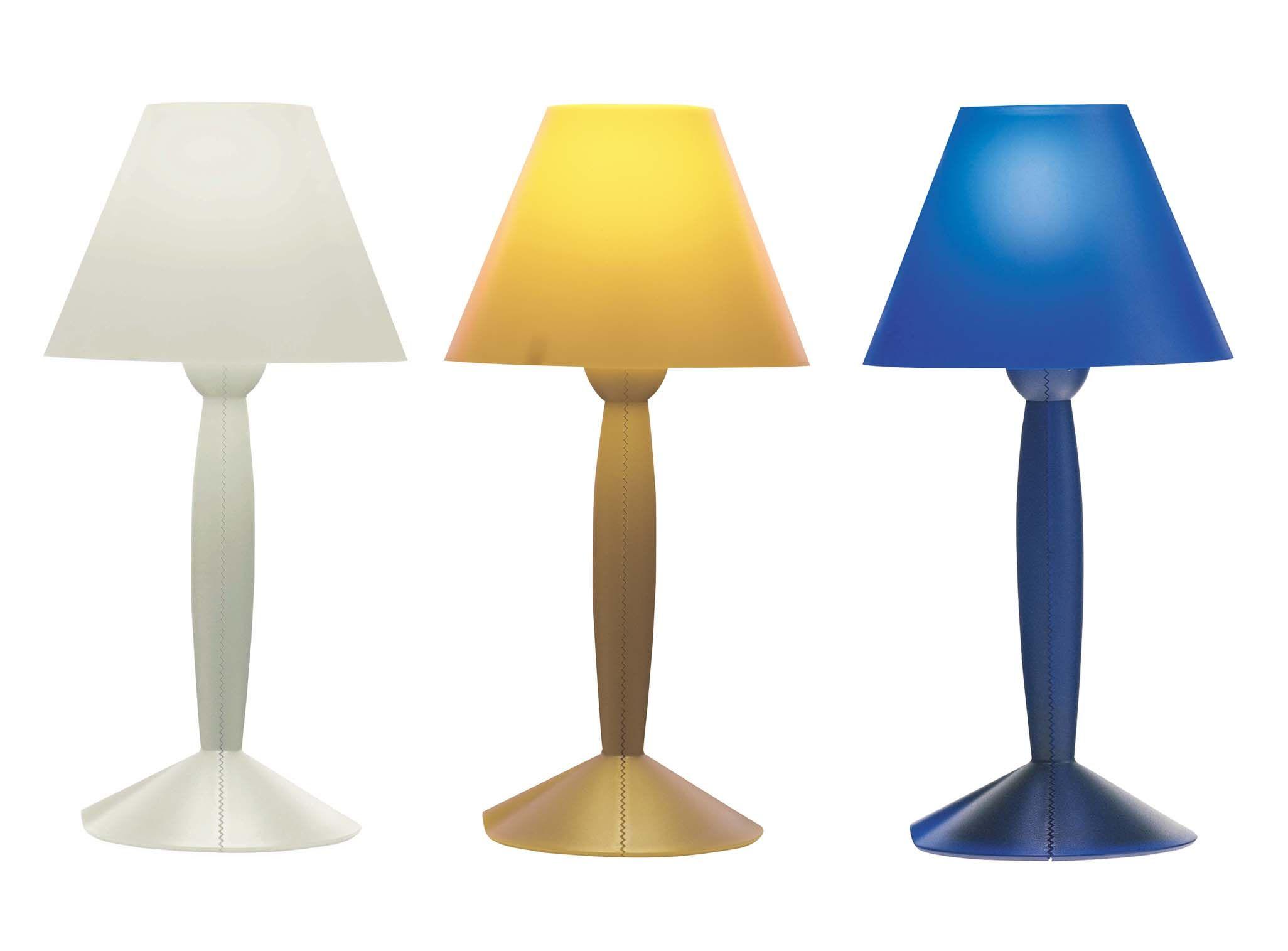 Lampade Da Tavolo Flos : Scopri lampada da tavolo miss sissi giallo di flos made in