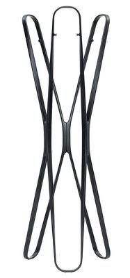 Mobilier - Portemanteaux, patères & portants - Portemanteau Saturn - ClassiCon - Noir - Hêtre laqué
