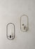 POV Wall mounted candlesticks - / Vase - L 22 x H 44 cm by Menu