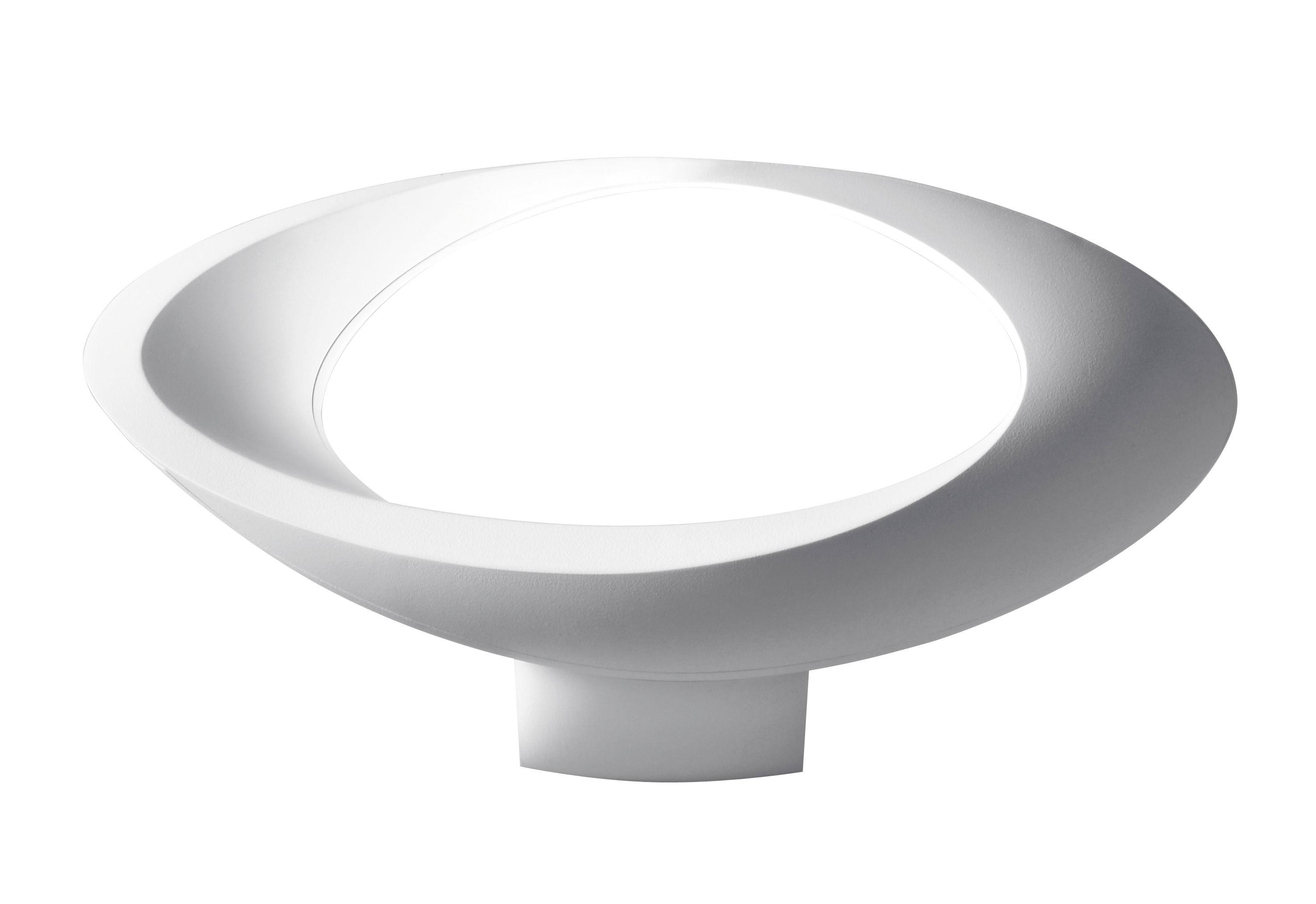 Leuchten - Wandleuchten - Cabildo LED Wandleuchte - Artemide - Weiß - bemaltes Aluminium