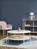 Eugénie Large Coffee table - / Oak - Ø 90 by Hartô
