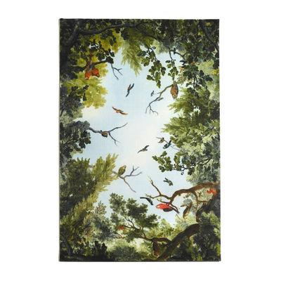 Decoration - Rugs - Cielo&Terra Rug - / Sky -  170 x 255 cm by Opinion Ciatti - Sky / Multicoloured - Synthetic fibre