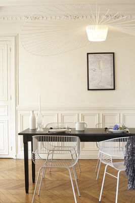 luminaire vertigo petite friture noir 200 cm made in. Black Bedroom Furniture Sets. Home Design Ideas