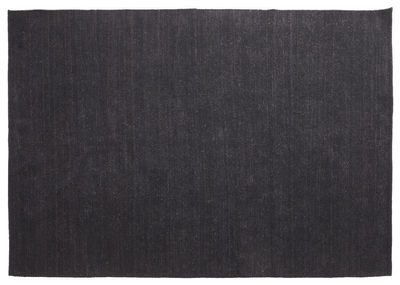 Interni - Tappeti - Tappeto Natural Nomad - in lana afgana - 170 x 240 cm di Nanimarquina - Nero - Lana