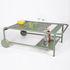 Tavolino Luxembourg - / Con ruote - 105 x 65 cm di Fermob