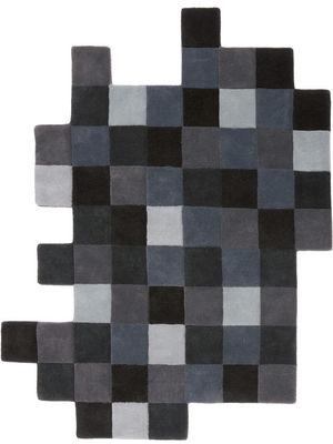 Möbel - Teppiche - Do-Lo-Rez Teppich 207 x 253 cm - Nanimarquina - Grautöne - Wolle