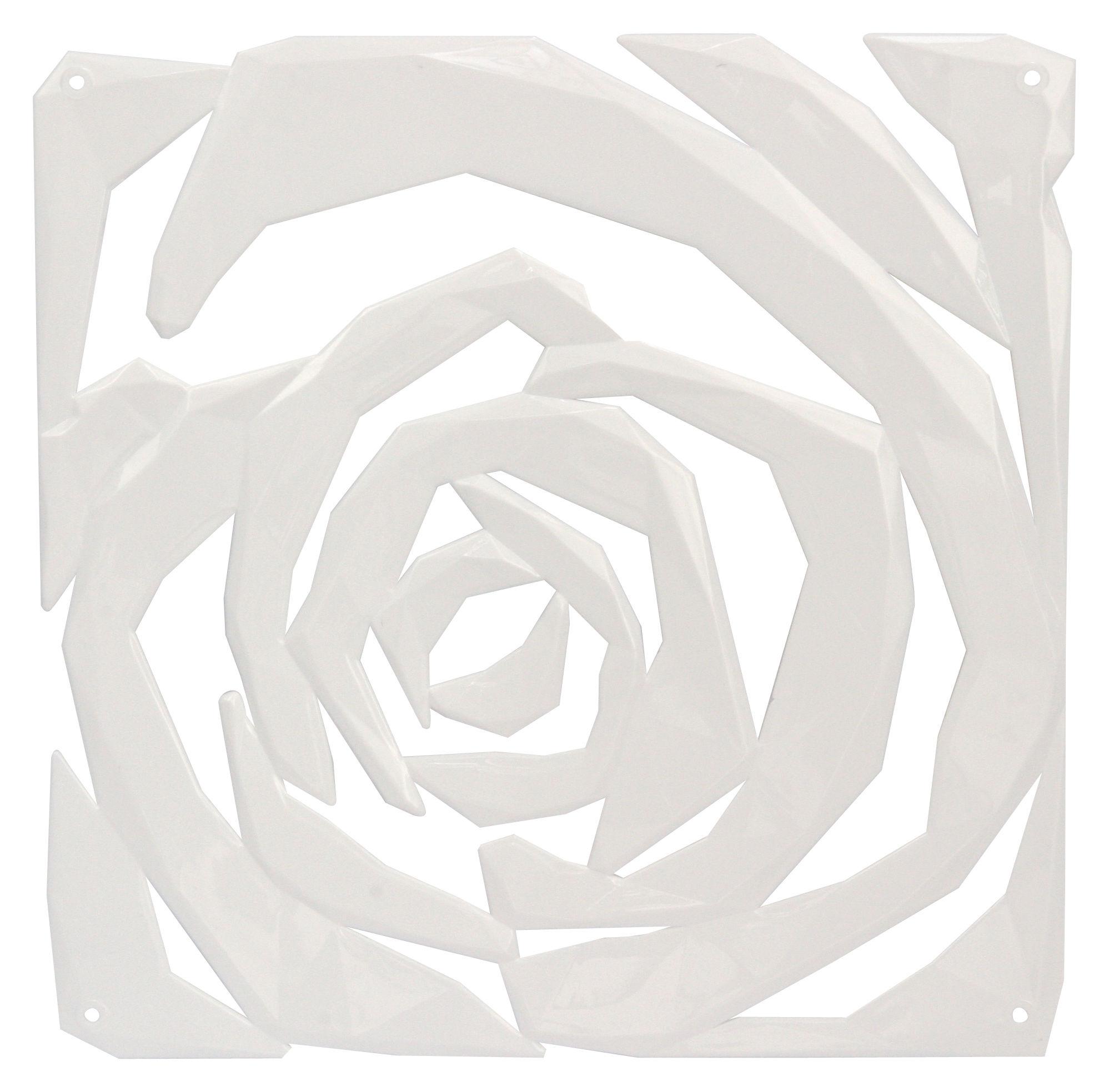 Möbel - Paravents, Raumteiler und Trennwände - Romance Zwischenwand - Koziol - Weiß - Polykarbonat