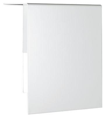 Applique Corrubedo - Fontana Arte blanc en métal