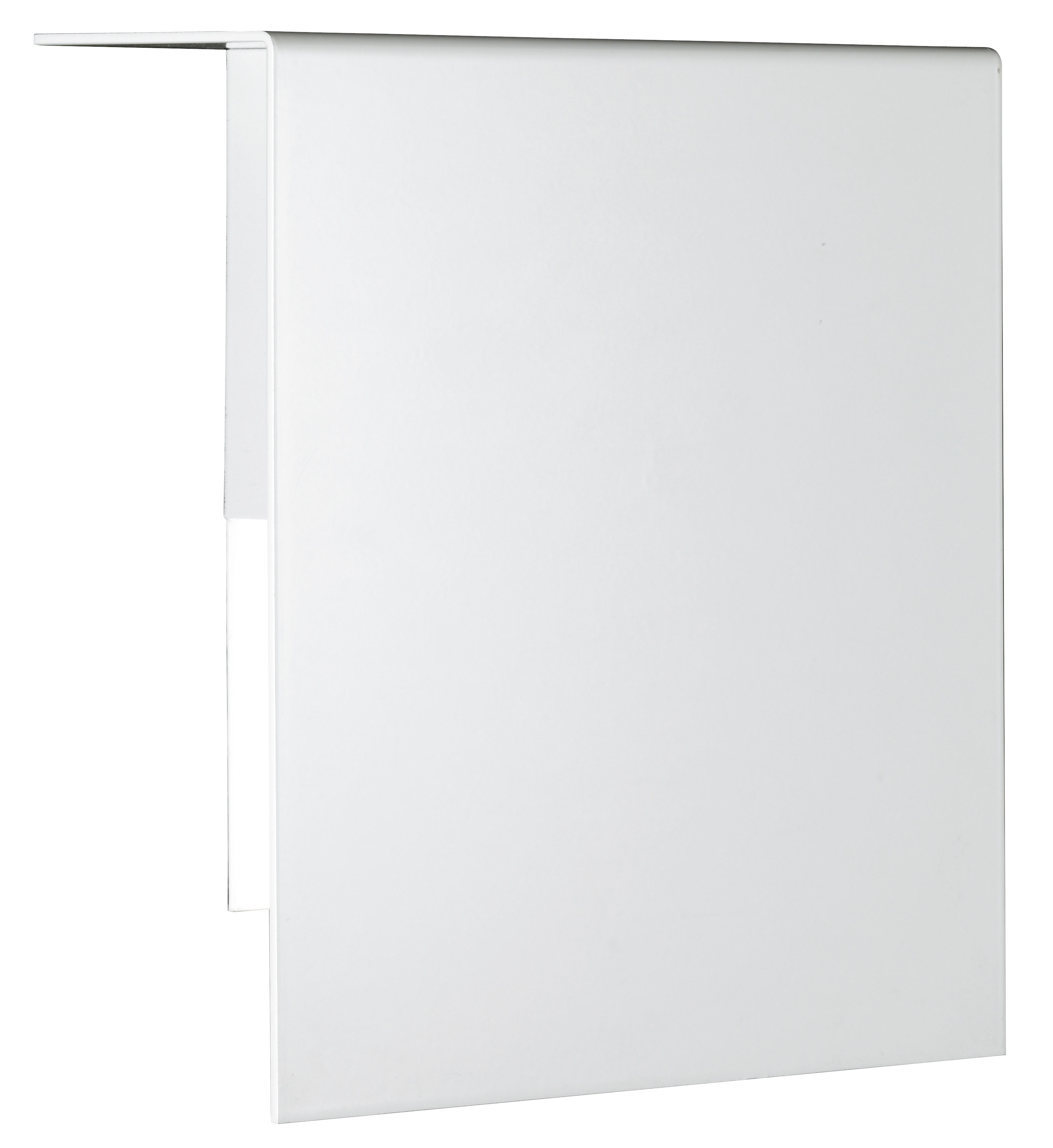 Luminaire - Appliques - Applique Corrubedo - Fontana Arte - Blanc - Métal laqué