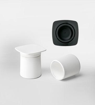 Image of Base Degree - /Per tavolino - Polipropilene di Kristalia - Nero - Materiale plastico