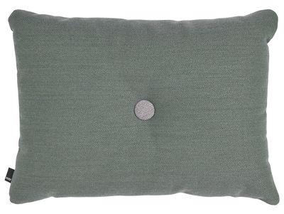 Coussin Dot - Steelcut Trio / 60 x 45 cm - Hay vert en tissu