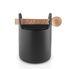 Vaso ermetico Toolbox Small - / Coperchio & cucchiaio di legno di Eva Solo
