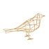 Decorazione De l'Aube - / Uccello in metallo di Ibride