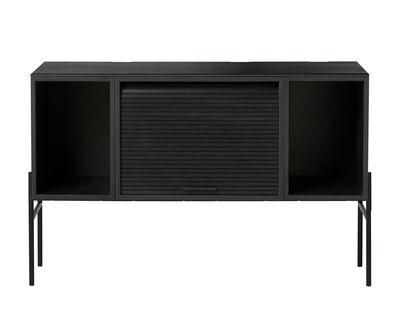Meuble TV Hifive / Meuble TV - L 100 x H 65 cm - Northern noir en bois