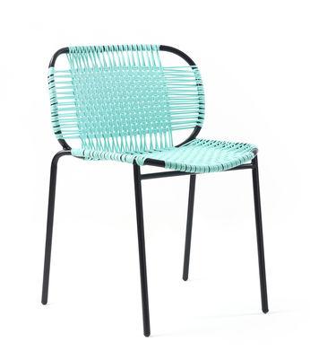 Fabbrica Sedie Plastica Impilabili.Sedia Impilabile Cielo Di Ames Verde Made In Design