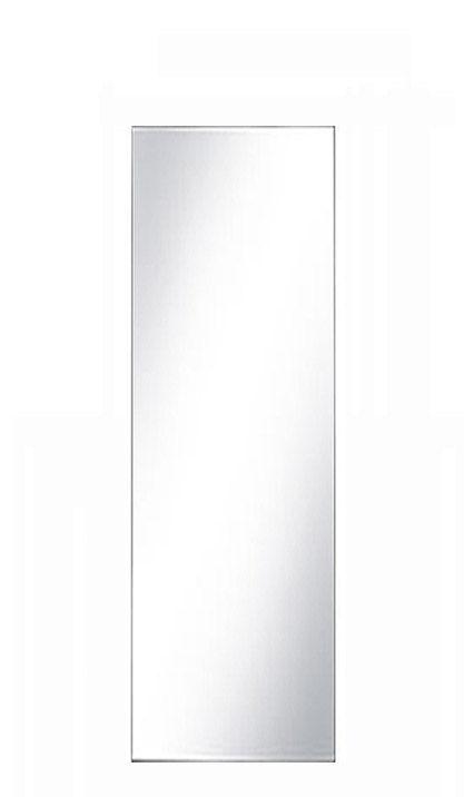 No Frame V Wall mirror Rectangular - 45 x 190 cm by Driade Kosmo ...