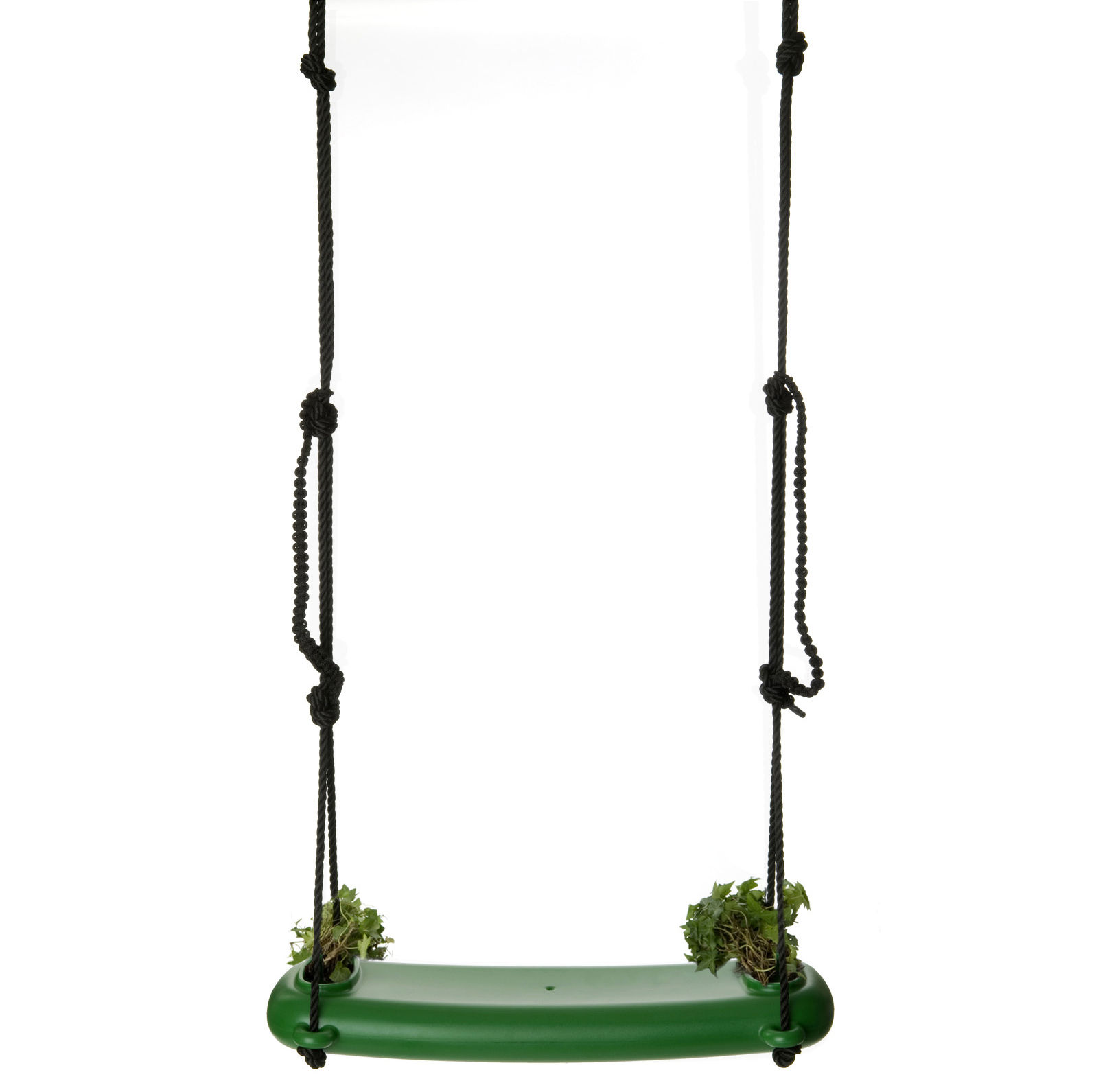 Déco - Tendance humour & décalage - Balançoire Swing with the plants jardinière intégrée - droog - Vert - Nylon, Polyéthylène