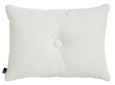 Coussin Dot Tint / 60 x 45 cm - Hay gris clair en tissu